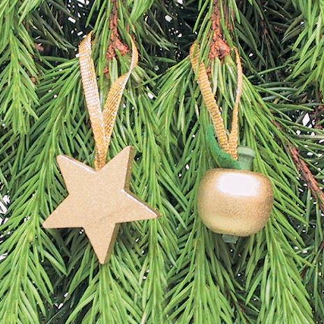 44133-170 Stjärna guld,  44707-170 äpple guld