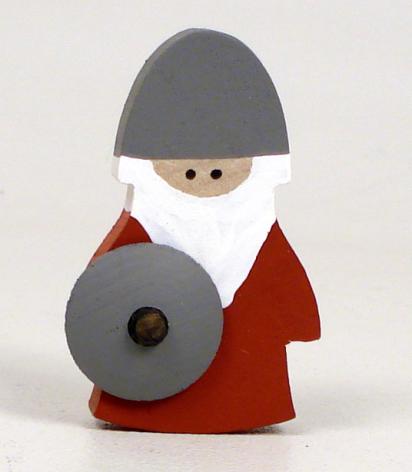 Viking med magnet