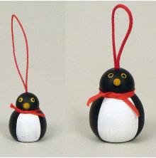 Pingviner med band